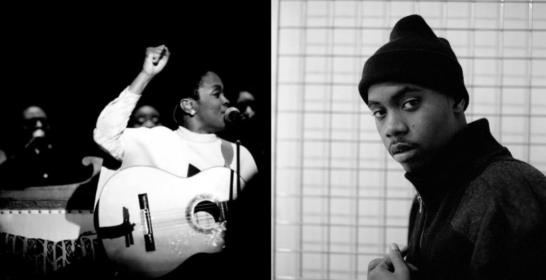 See Ms. Lauryn Hill and NAS in Vancouver this fall (CONTEST)