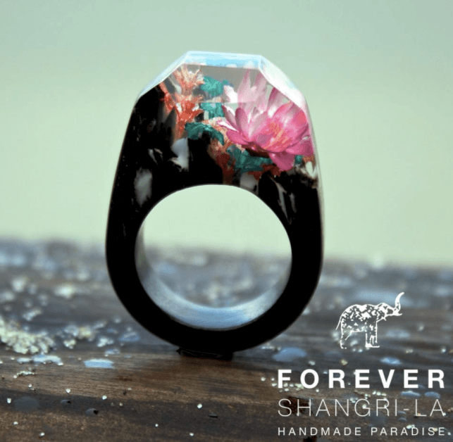 secret garden ring