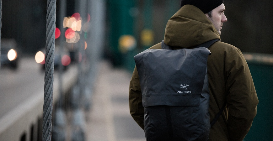 Arc'teryx is having a sale at the Convention Centre this Thanksgiving long weekend