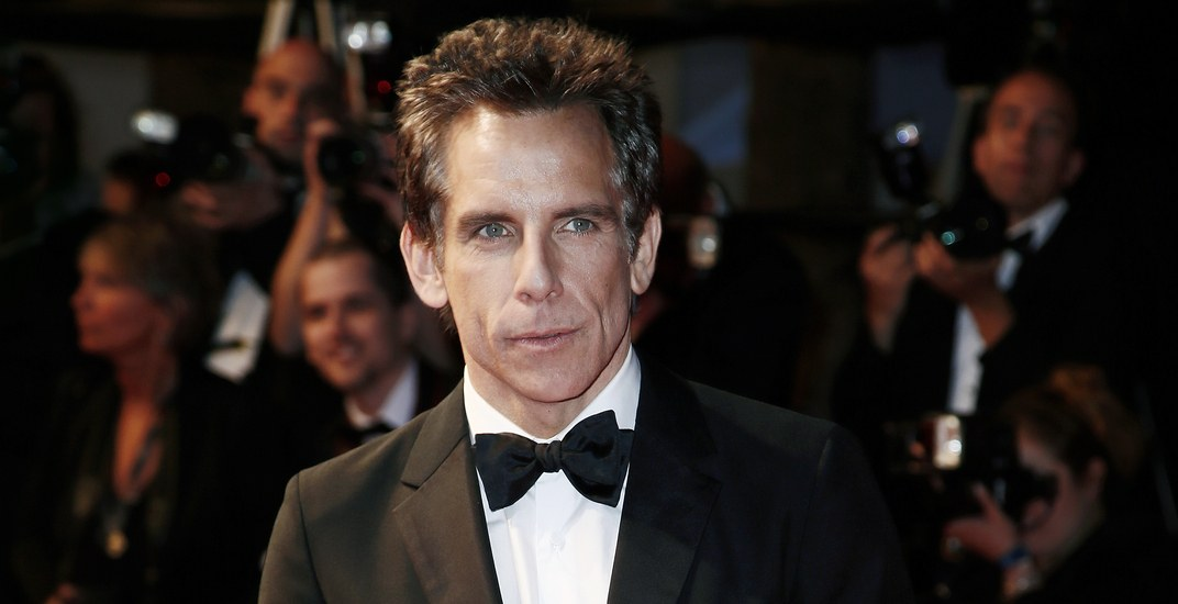 Ben Stiller attends 'The Meyerowitz Stories' premiere during the 70th Cannes Film Festival on May 21, 2017 in Cannes, France.