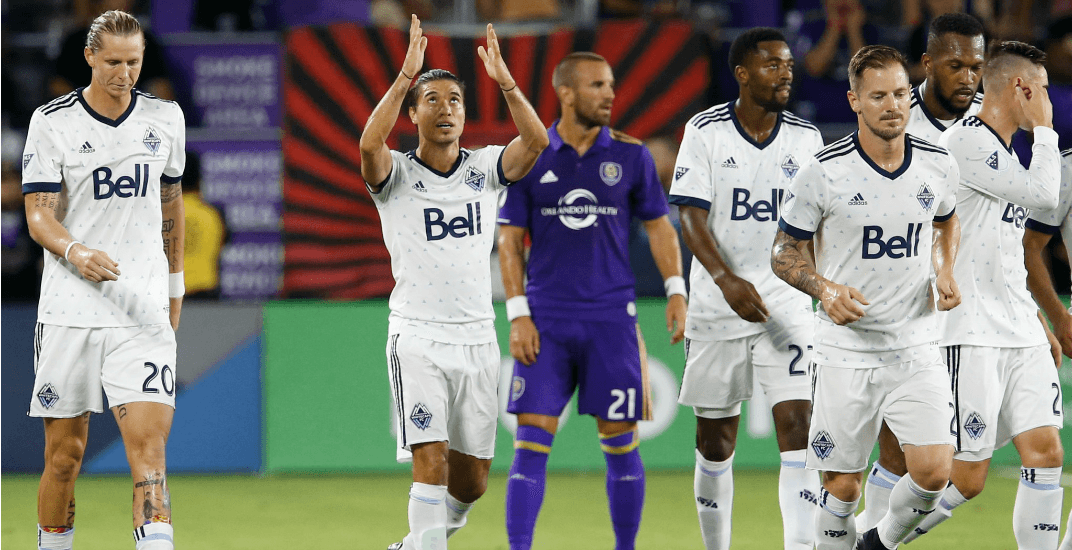 Orlando helps Whitecaps win by scoring on their own net (VIDEO)
