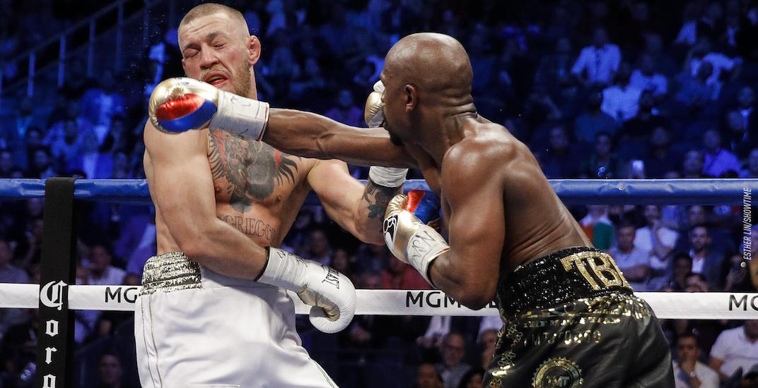 Mayweather defeats McGregor in 'the money fight'