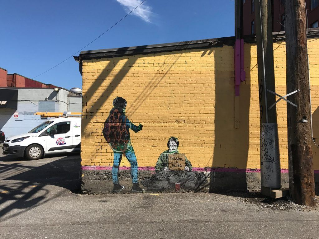 iHeart Stencils street art