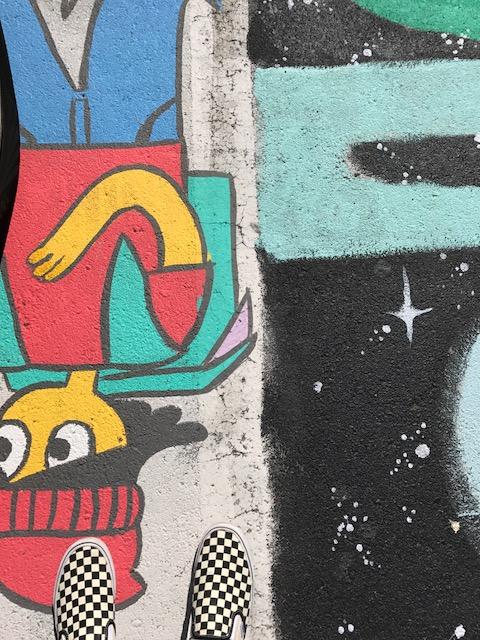 Emily Carr University Street Art