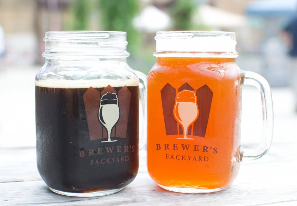 Brewers Backyard beer festival