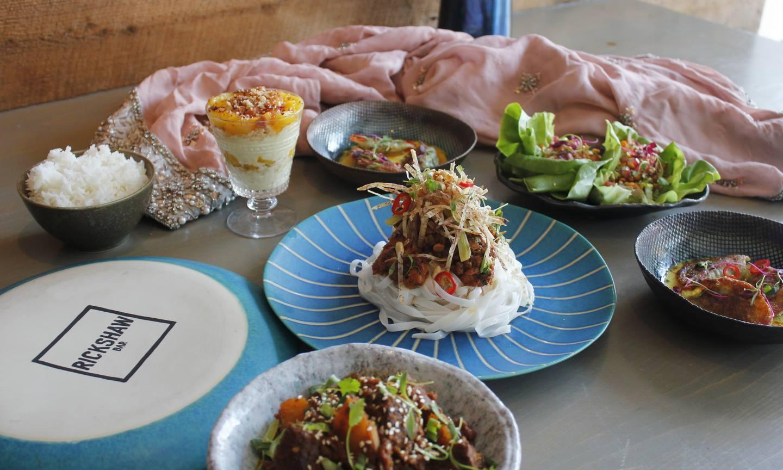 Burmese feast food events