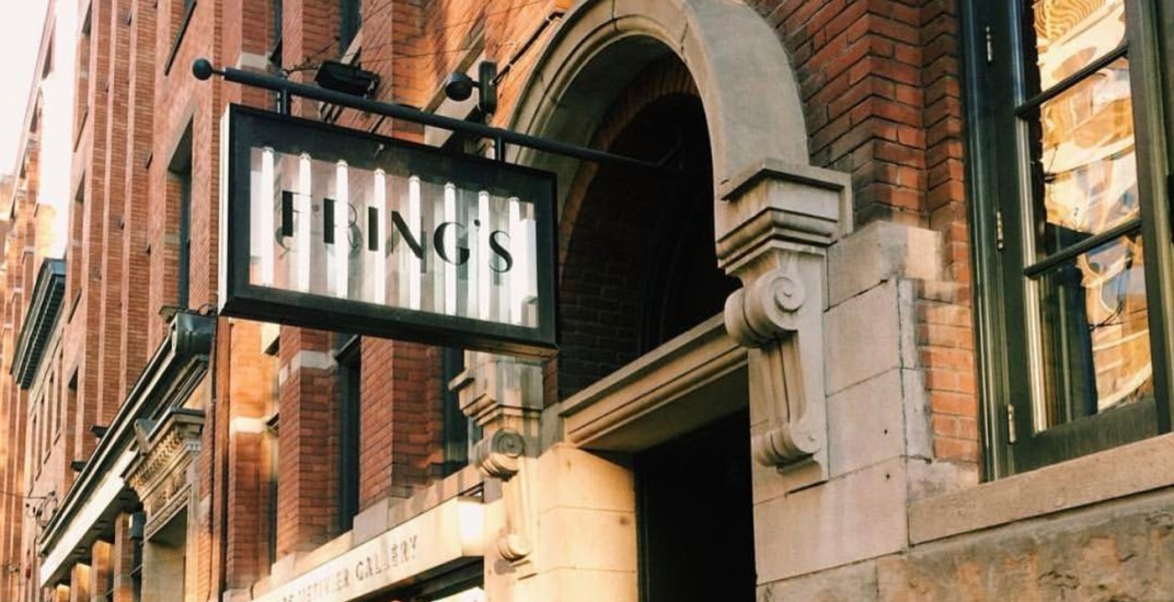 Susur Lee and Drake's restaurant Fring's is closing next month