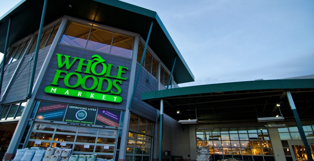 Whole Foods is slashing prices across Canada today