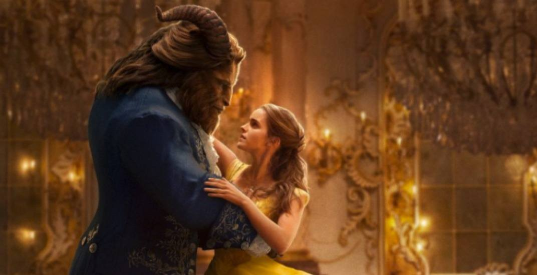 Watch Beauty and the Beast for FREE outdoors in North Vancouver this weekend