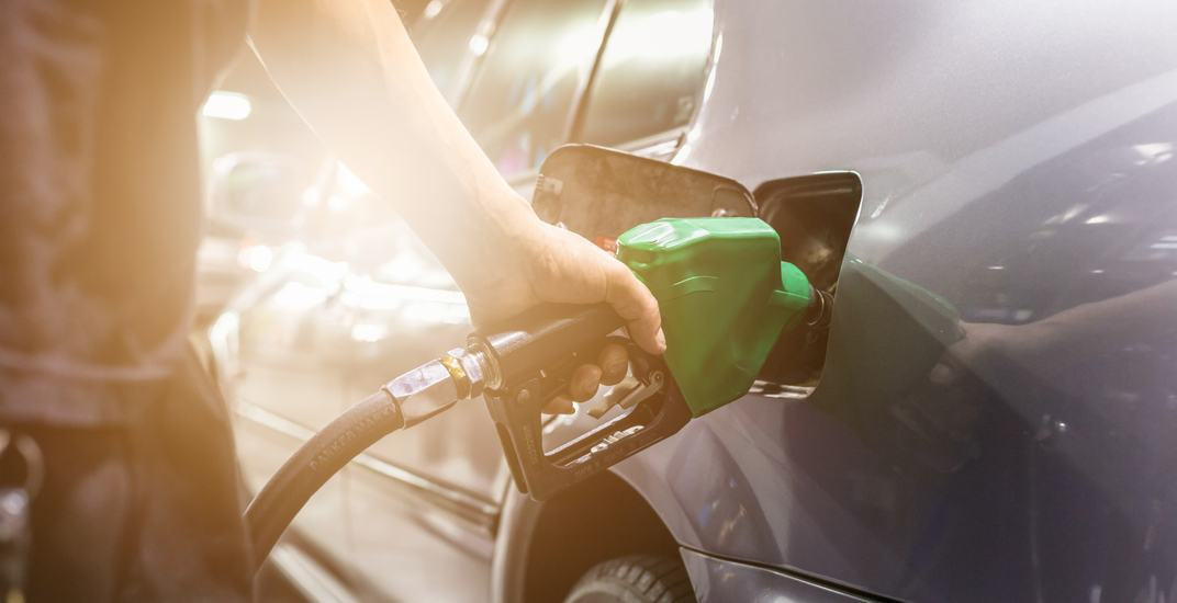 Vancouver sets record for highest gas prices in North America... ever