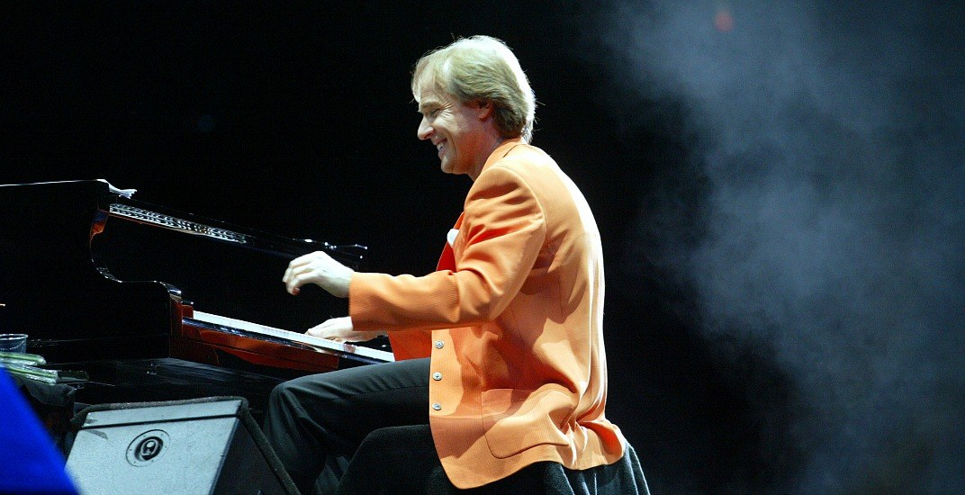 Piano legend Richard Clayderman is coming to Calgary this October