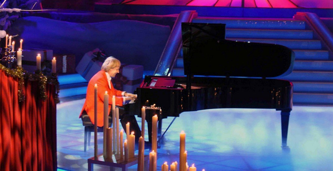 Music legend Richard Clayderman is bringing romance to Calgary this fall