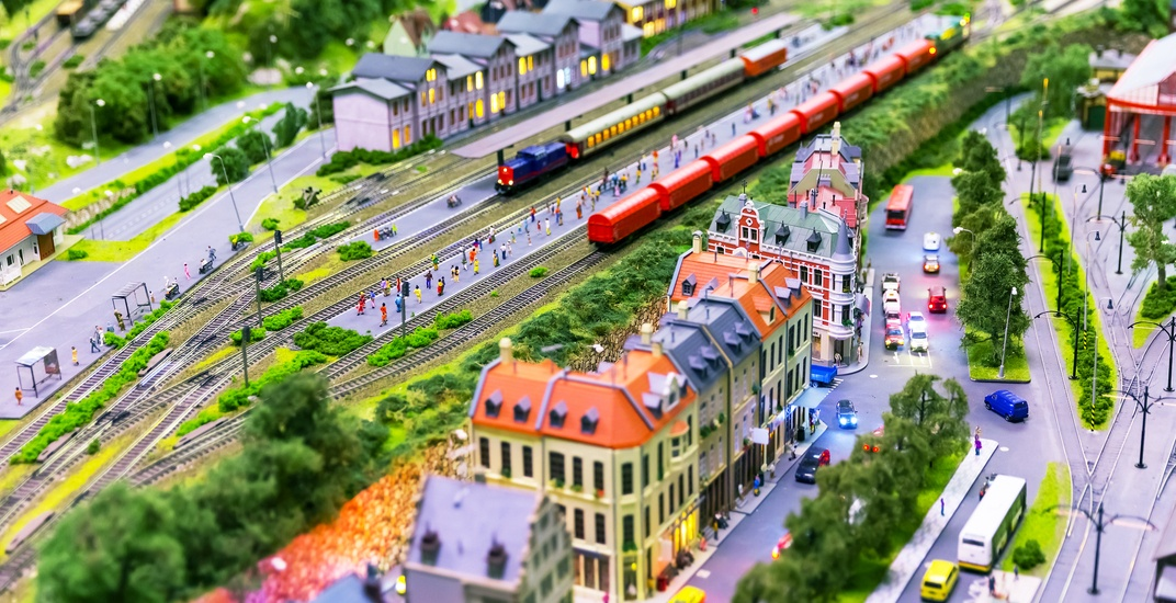 A huge model train exhibition is coming to Montreal this fall