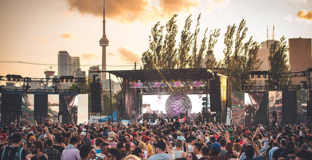 Electric Island returns to Hanlan's Point for the long weekend