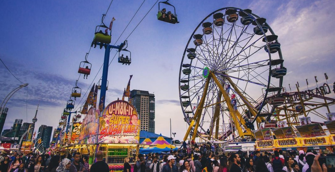 20 dazzling photos of the 2017 CNE after dark