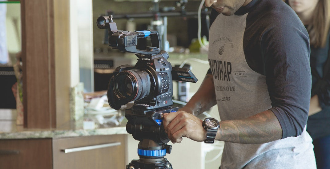 Filmmakers: Win $10,000 to create your own dream series