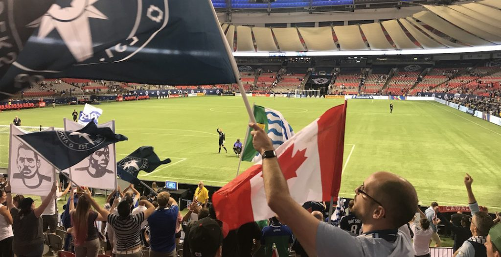 ousted whitecaps fans