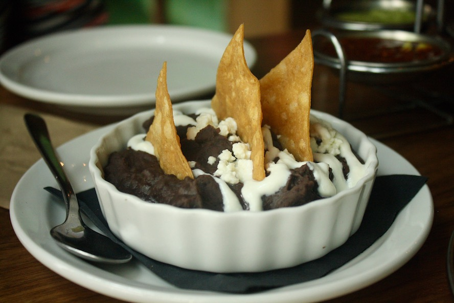 La Mez_Refried Black Beans