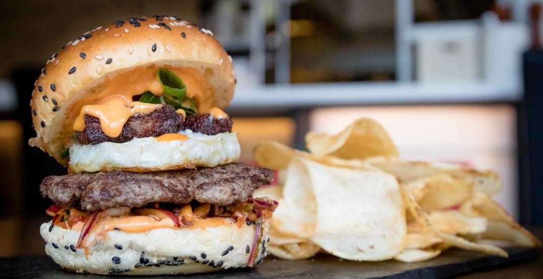 Le burger week yyc