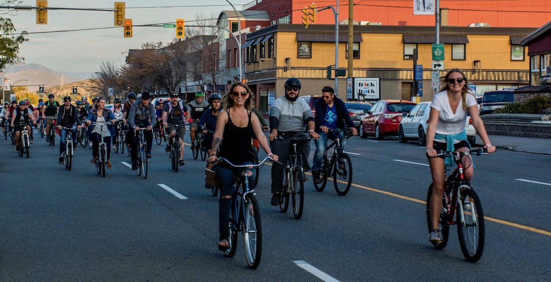 Kamloops' fall beer, biking, and music festival looks pretty next-level