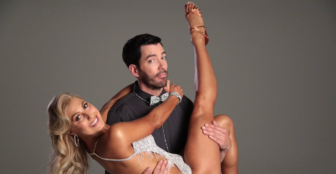 'Property Brothers' presenter Drew Scott joins 'Dancing with the Stars'
