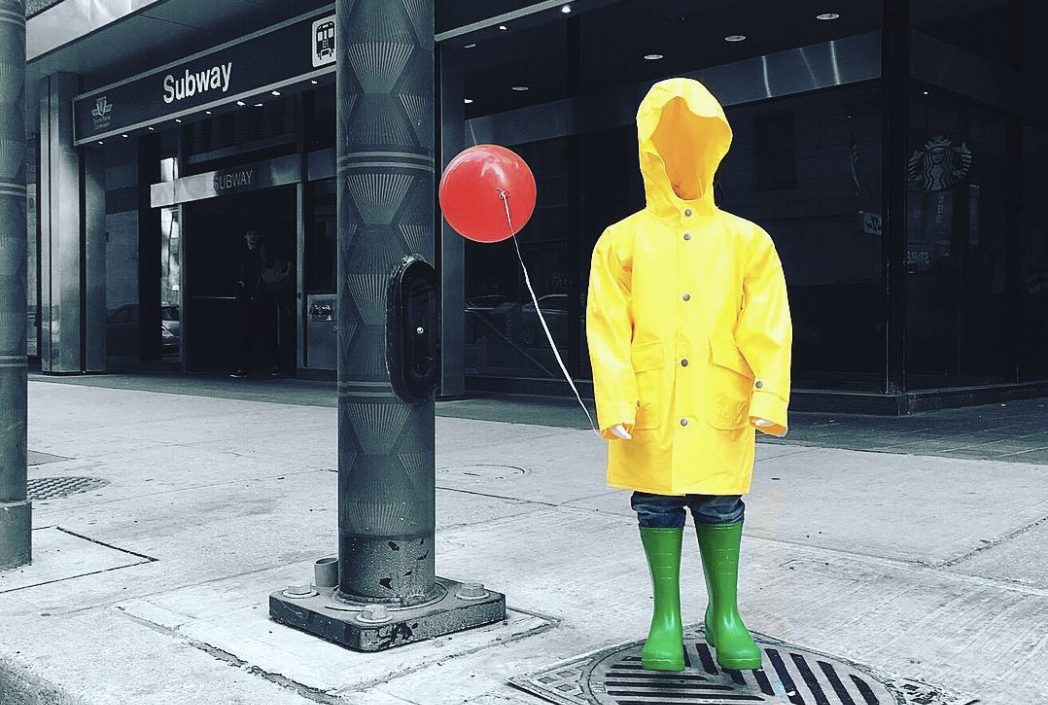 Terrifying mannequins spotted in downtown Toronto (PHOTOS)