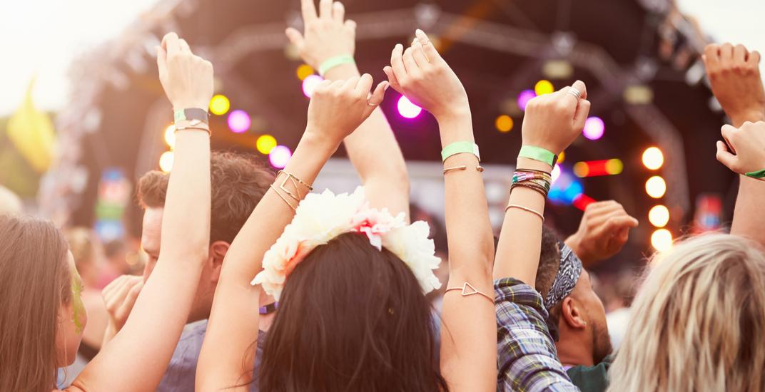 A huge EDM festival is happening at the Old Port in September
