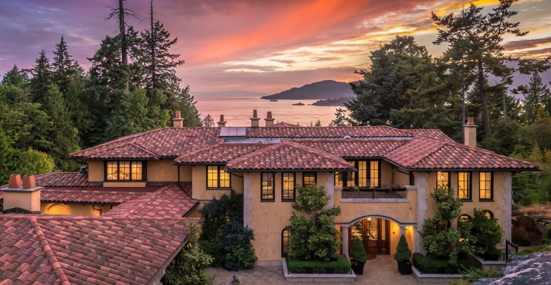 This is what the inside of a $23 million West Van mansion looks like (PHOTOS)