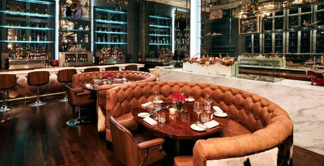 BlueBlood Steakhouse toronto restaurants