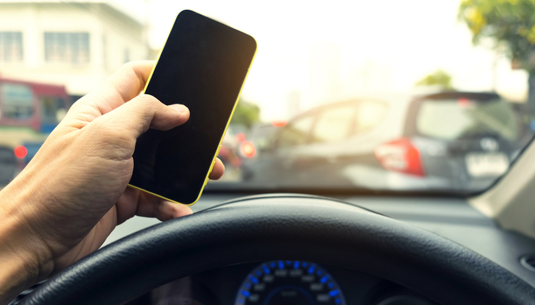 Distracted driving causes more accidents in Ontario than impaired driving and speeding combined