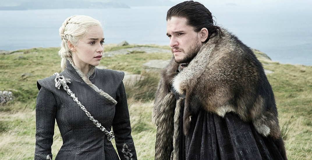 The 'Game of Thrones' finale was partially filmed in Canada