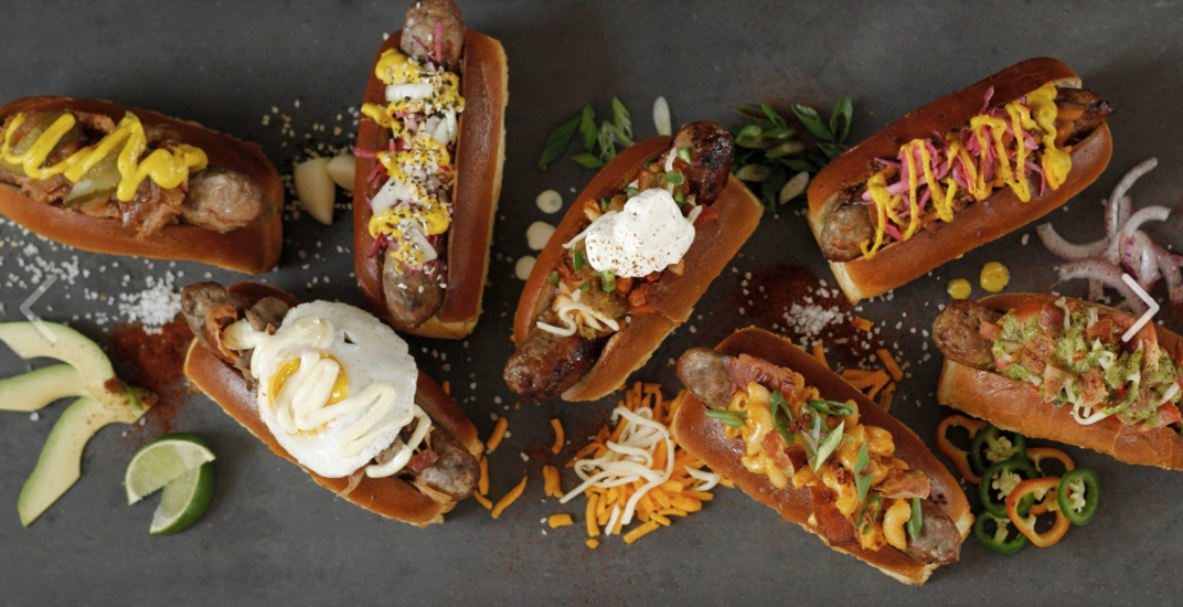 Dirty Dogs (deux) opens on St-Denis this weekend