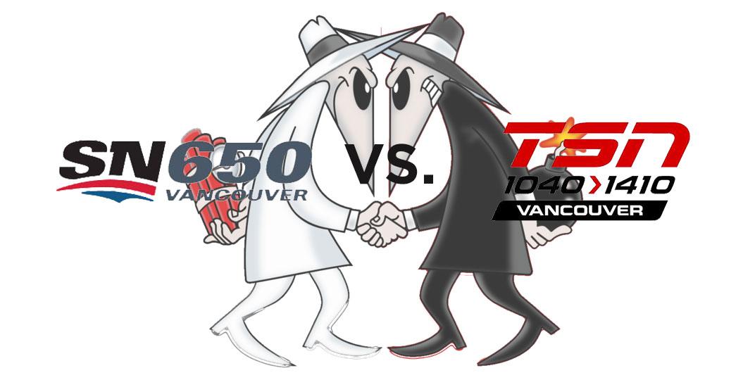 TSN 1040 and Sportsnet 650 sports radio showdown begins on Monday
