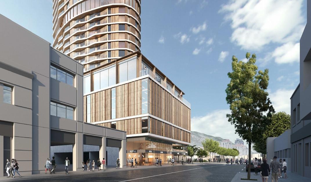 Architects Kelowna Major Luxury Urban Resort Planned For Downtown Kelowna  Daily .