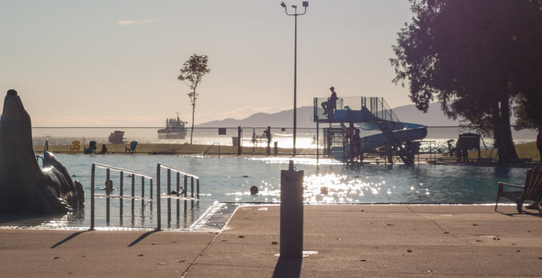 Two of vancouver 39 s outdoor pools are staying open an extra for Pool design vancouver