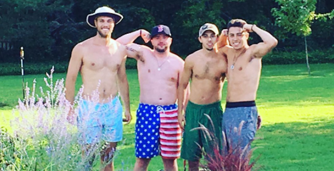 Here's what Calgary Flames players have been up to all summer (PHOTOS)