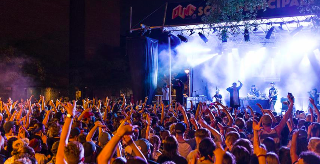 A giant back to school block party is happening in Montreal next week