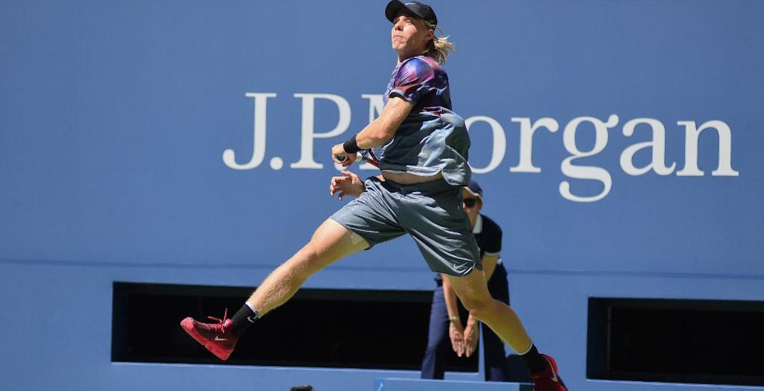 Denis Shapovalov advances to 4th round of US Open
