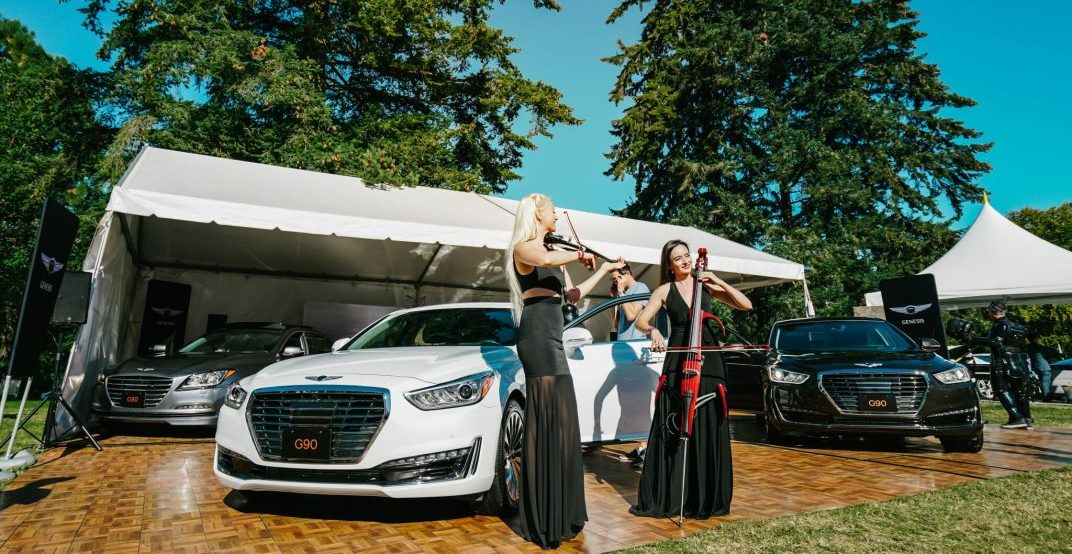 See more than $250 million on display at Luxury & Supercar Weekend Vancouver 2017