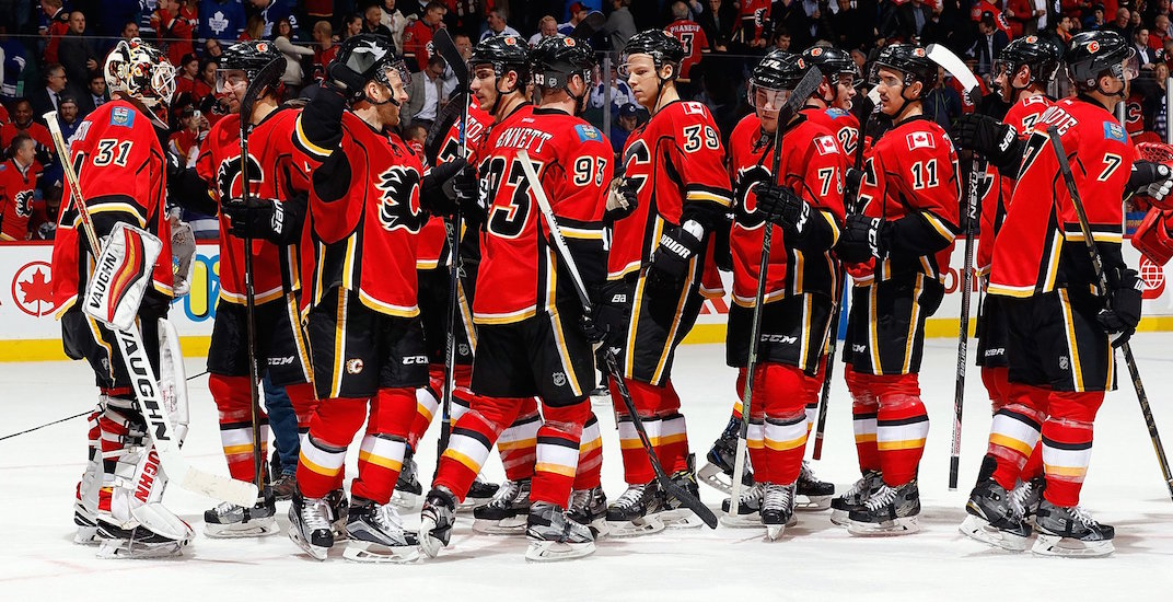 4 Flames players to march in Calgary Pride Parade