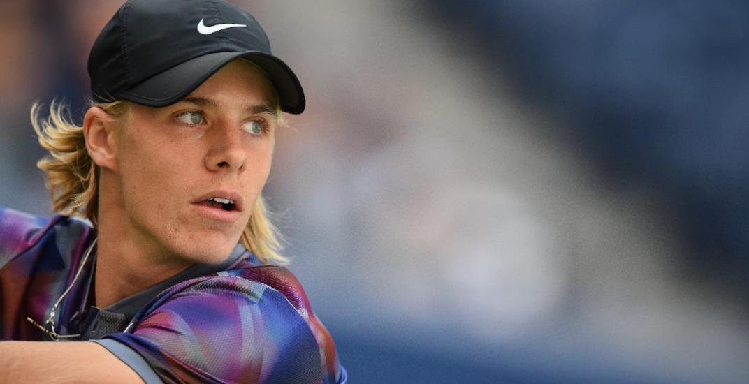 Denis Shapovalov fires warning to the rest of the US Open draw