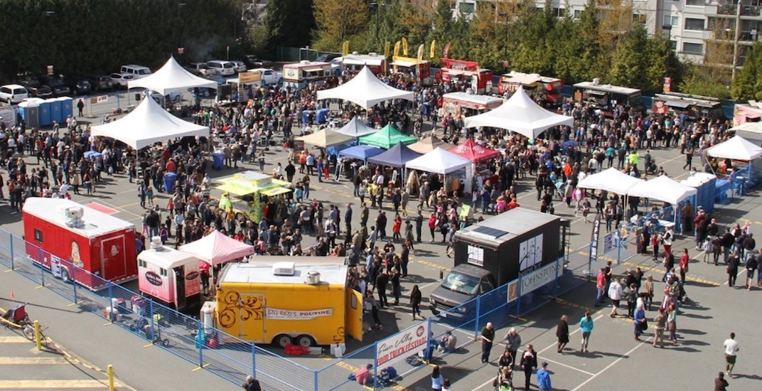 Fraser Valley Food Truck Festival Gears Up For 11 Events This Year