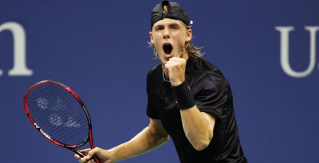 Shapovalov us open