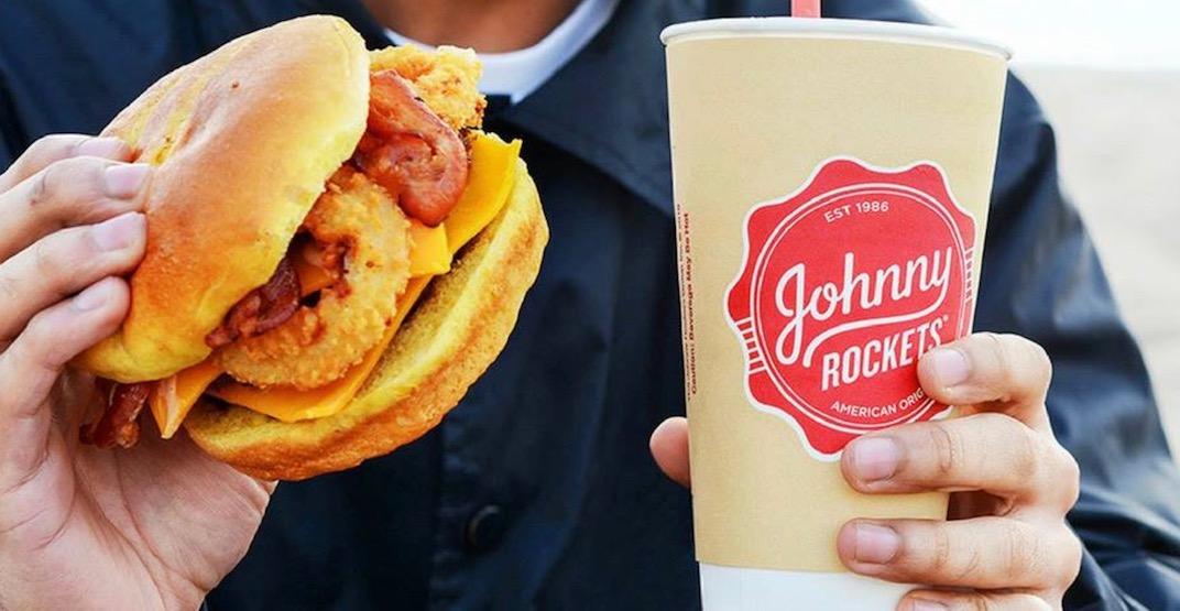 Johnny Rockets Canada
