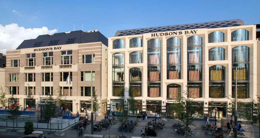 Hudson's Bay opened its first ever international store today (PHOTOS)