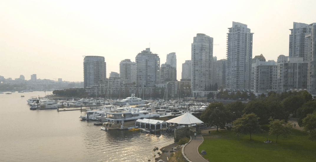Air quality advisory remains in effect for Metro Vancouver and Fraser Valley