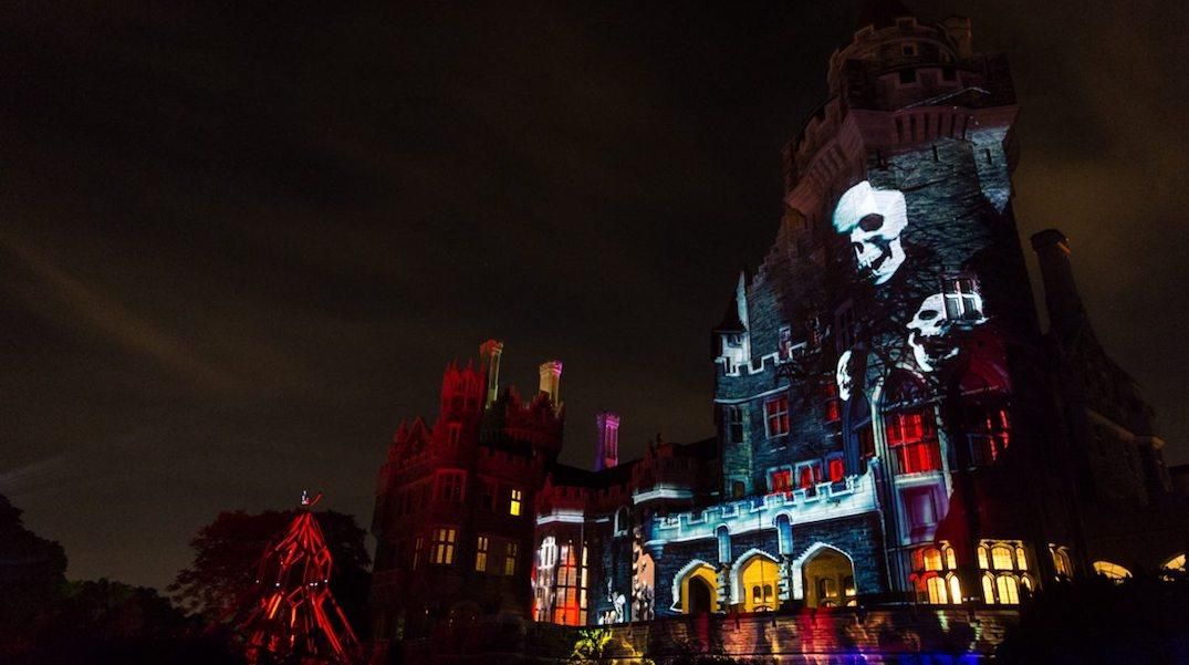 Casa Loma turning into massive (and creepy) haunted house for Halloween