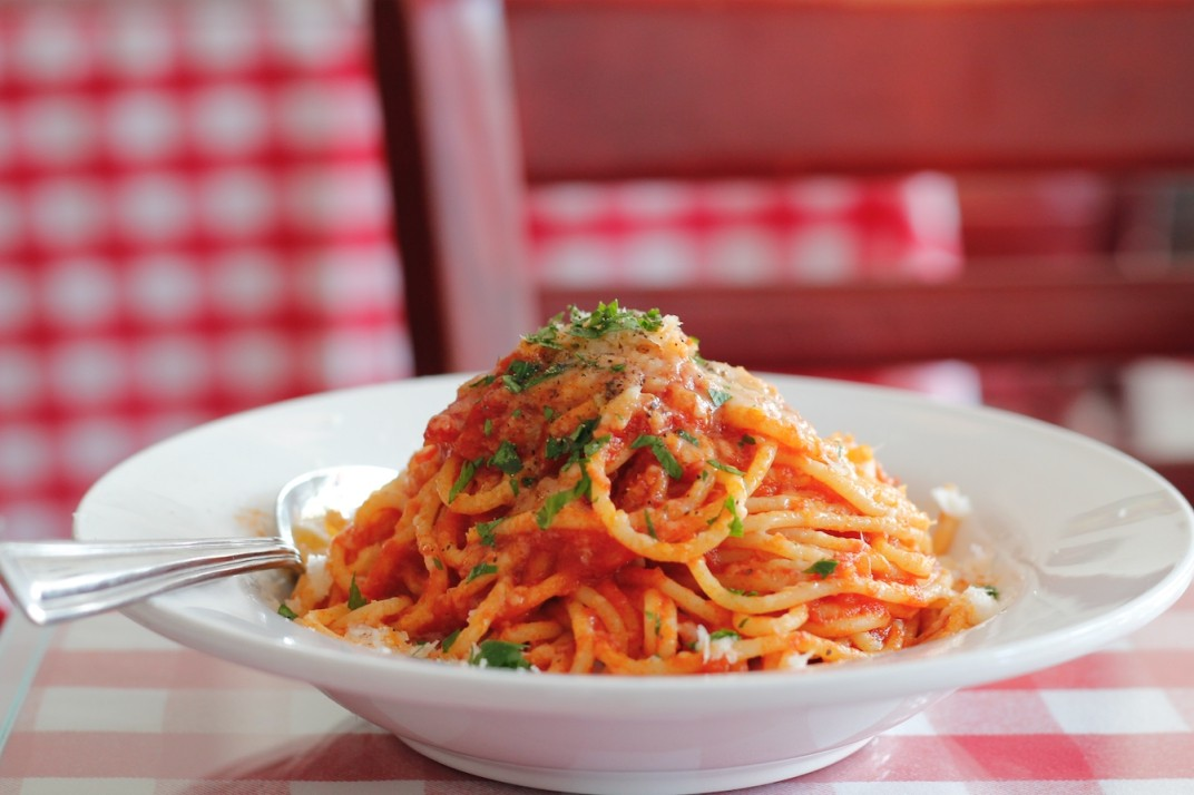 Sugo toronto Italian restaurant pasta