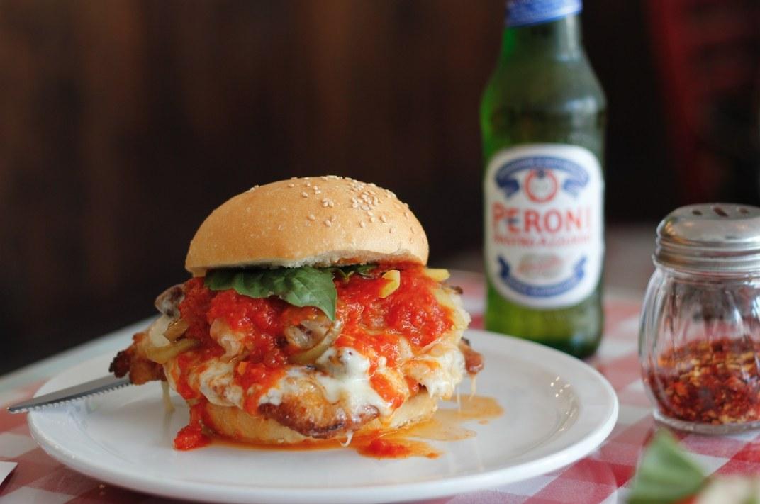 Sugo toronto Italian restaurant sandwich