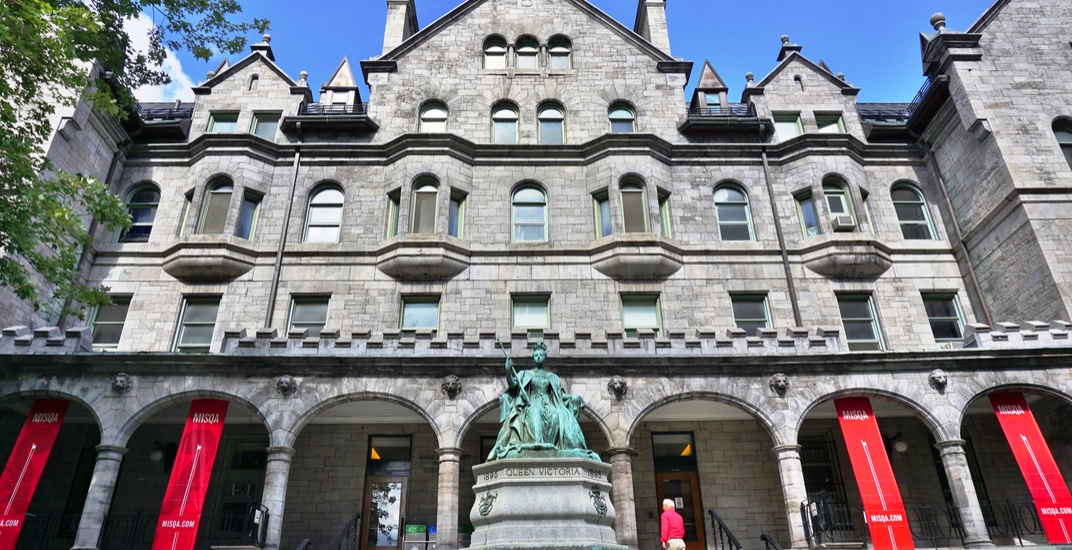 McGill University ranked 2nd greenest campus in Canada